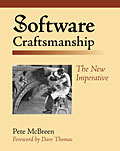 Software Craftsmanship book is available from Amazon.com